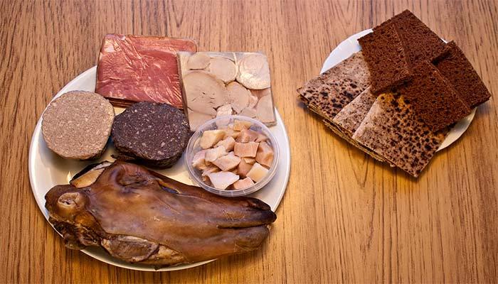 Comida típica de Islandia