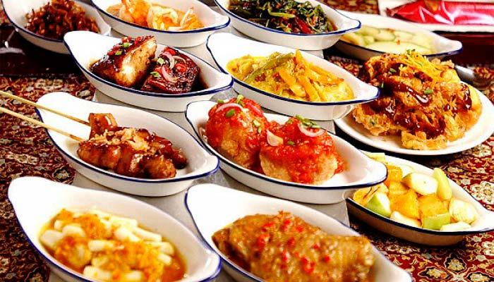 Comida típica de Singapur