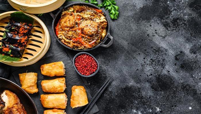 comida típica de China